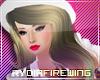 -R- HP Santa Hat Blonde