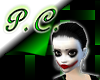 (PC) Female Joker Face