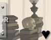 Fall'en Books + Skull