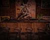 Rustic Pub bar/anim.