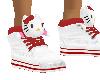 Red Kitty shoes