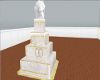 Luvi elegant wedding cak
