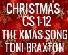 TONI BRAXTON XMAS SONG