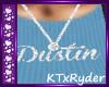 {KT}Custome Dustin Chain