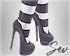 *S Bat Bunny Shoes