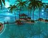 Island under Stars