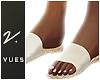 v. Straw Sandals