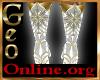 Geo Divine Gauntlets