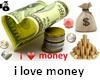 Px I love money