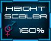 Height Scaler