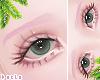 d. eyebrows pinku