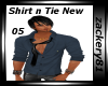 New Shirts With Tie