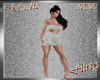 !a Wh Sequins Flirty 2Pc