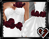 S RedRose WeddingDress