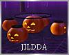 J~ Halloween Table