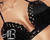 -MB- Crochet top black