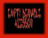 Empty Derivable