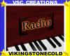 Radio  Red  Wood  Piano