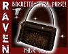 MUSIC LVE BAGUETTE PURSE
