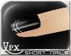 .xpx. Short Blk Sparkle
