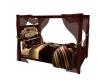 Gryffindor bed