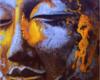 2| Canvas on Buddah Art