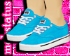 [MJ] BB-Blue Vans Female