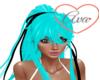 Jenny Neon Blue