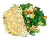 V! Qmelette/Veggies food