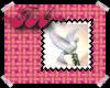 ~FA~ Dove Stamp (peace)