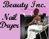 Beauty Inc. Nail Dryer