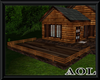 Cabin Deck Or Porch