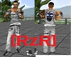 [RzR] grey/silver tank