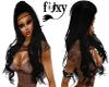 Ophelia (black) hair