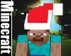 Add-on santa hat
