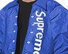 Blue Jacket Supreme 💀