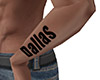 Dallas Forearm Tattoo M