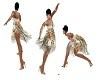 14 pose group dance