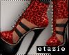 ::EZ:: Wish Boots red
