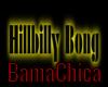 [bp] Hillbilly Bong Stkr