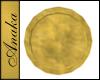 Golden Tray, Round
