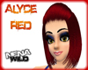 [NW] Alyce Red