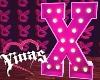 Y. Letter X e