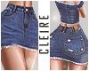 !C♔ Denim Skirt! RLL