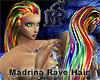 Madrina Rave hair Femme