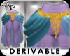 !Drv_EgyptGoddess Skirt