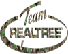 Team Realtree sticker