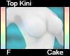 Cake Top Kini F