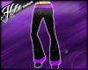 [Hot] Purple Flares