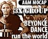BEYONCE Run the world 3x
